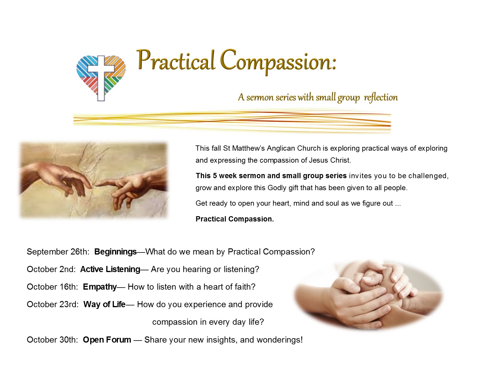 Practical Compassion - Slider